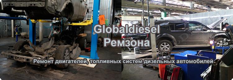 Globaldiesel Ремзона